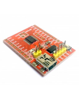 STM8S003F3P6 MINIMUM SYSTEM DEVELOPMENT BOARD