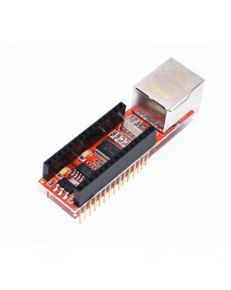 Ethernet Shield ENC28J60 для Nano